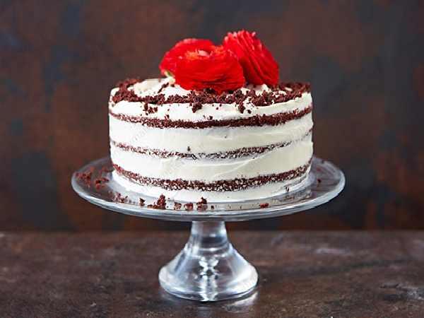 کرم مغذی کیک و شیرینی